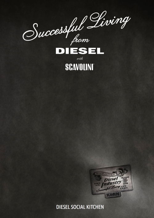 DIESEL - The Island Kitchen Company