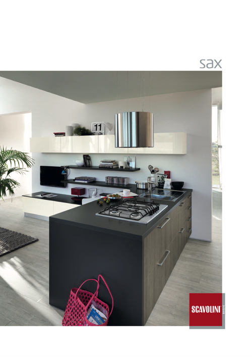 SAX - The Island Kitchen Company